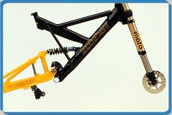 Cannondale downhill frame