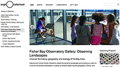 Fisher Bay Observatory Gallery