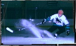 Science of Hockey: Starting and Stopping on Ice ...