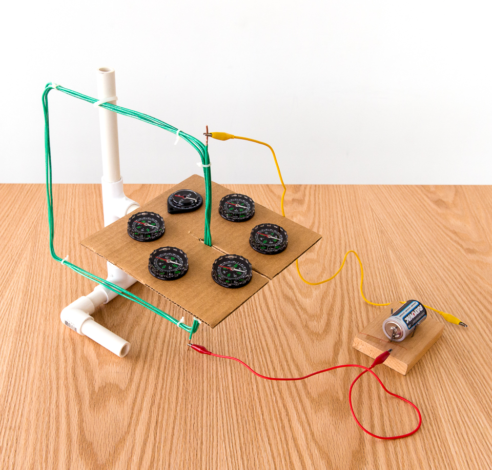 Electricity And Magnetism Projects