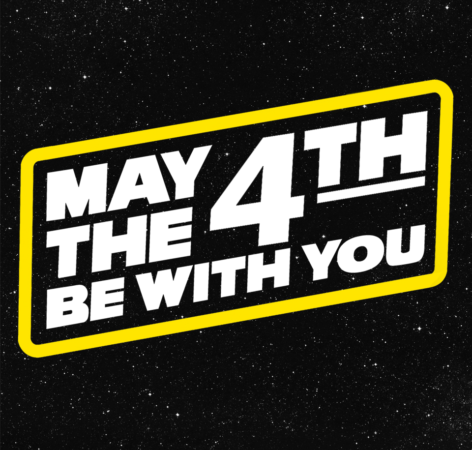 May The 4th Be With You Logo: After Dark: May The Fourth Be With You