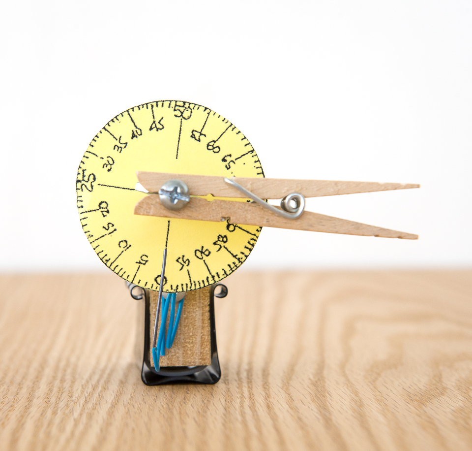 Science activity that will allow you measure things that are too small to measure with commonly available means
