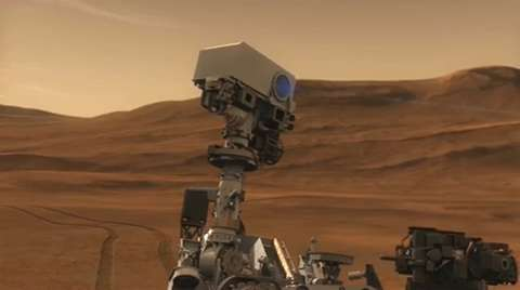The Scientific Capabilities of the Mars Rover Curiosity