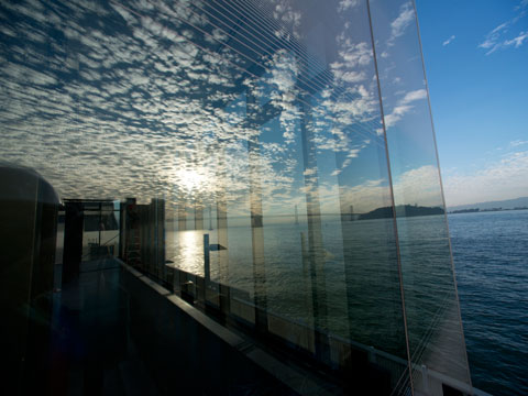 Building the Exploratorium at Pier 15: Timelapse