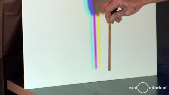 Colored Shadows: Try Our Challenge