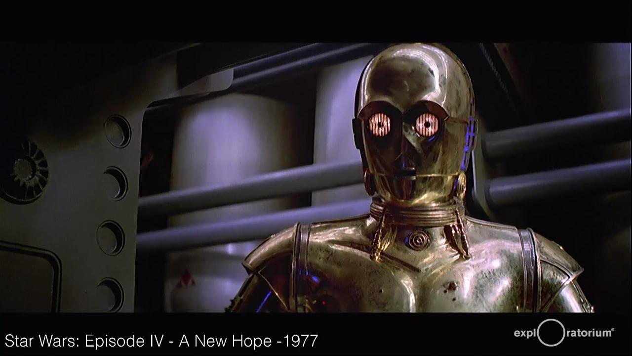 Made for Movies: Star Wars IV, V, and VI