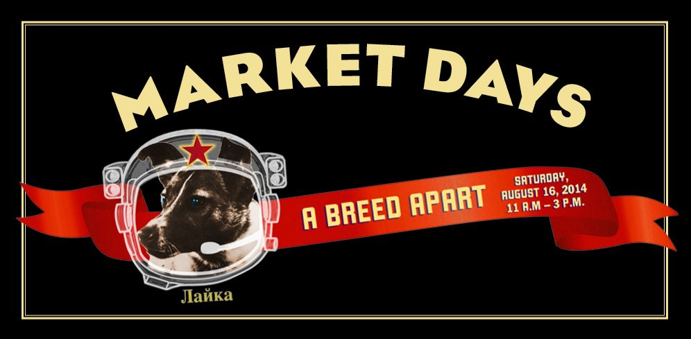 Market Days: A Breed Apart