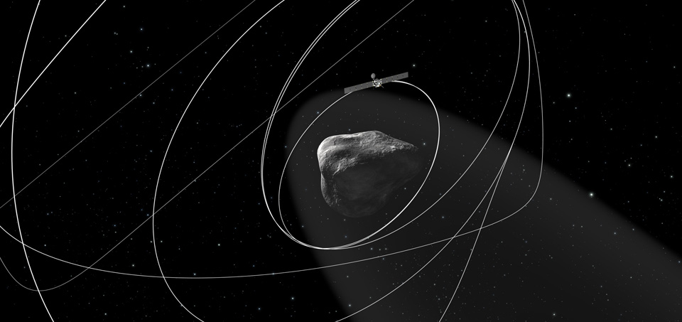 Rosetta Mission Webcast: Mapping the Comet to Prepare for Landing