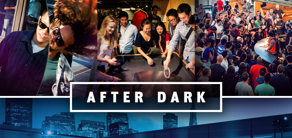 After Dark: Sharing