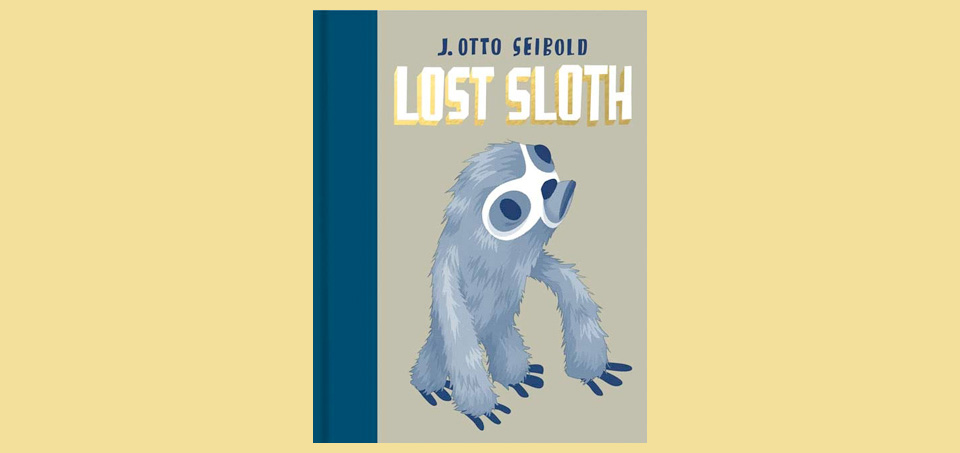 McSweeney's McMullens at the Museum: Lost Sloth with Author and Illustrator J. Otto Seibold