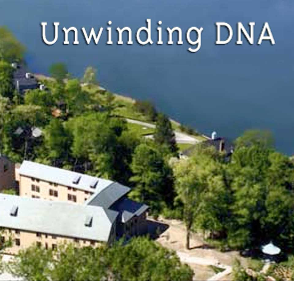 Origins: Unwinding DNA at Cold Spring Harbor Laboratory