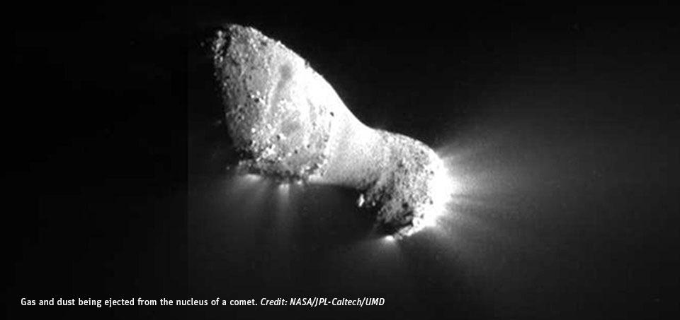 A Rare Celestial Treat: Two Visiting Comets in 2013