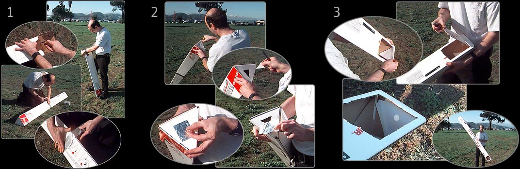 How to Make a Pinhole Projector