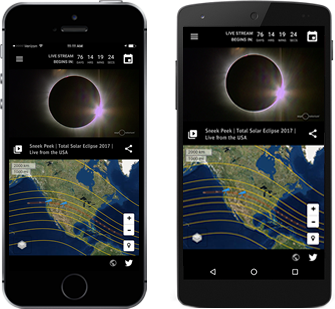 Eclipse App Screenshot