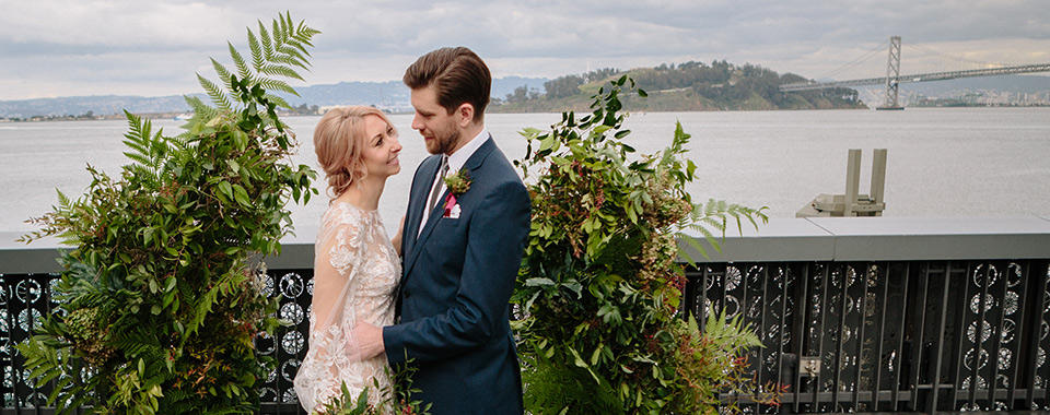 Celebrate your wedding in a unique venue with exciting exhibits and stunning views.