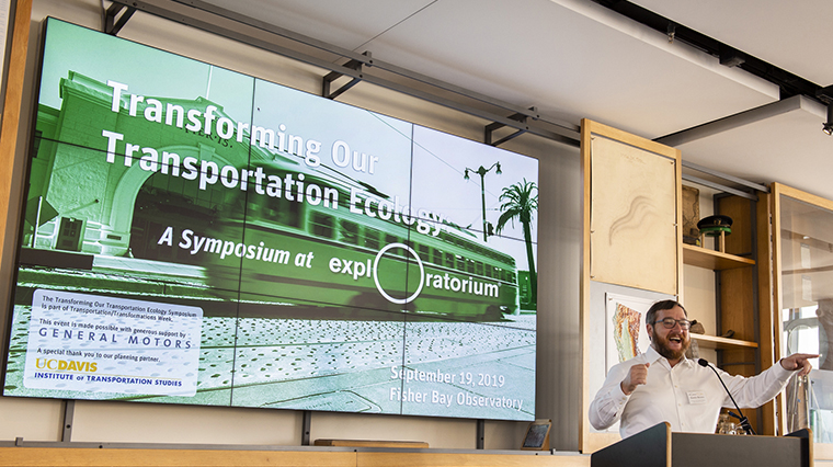 Speaker at Transportation/Transformations