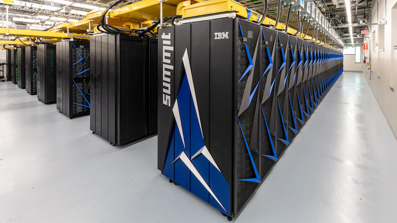 PHOTO—climate supercomputer