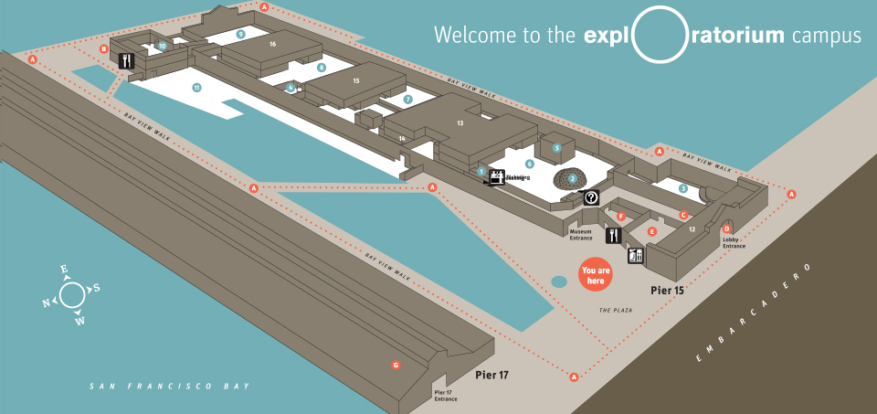 Exploratorium: A Map of Our New Home