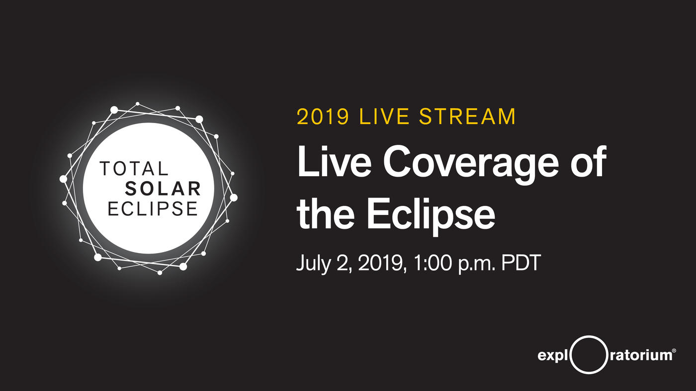 REPLAY | Total Solar Eclipse 2019 | Live Coverage of the