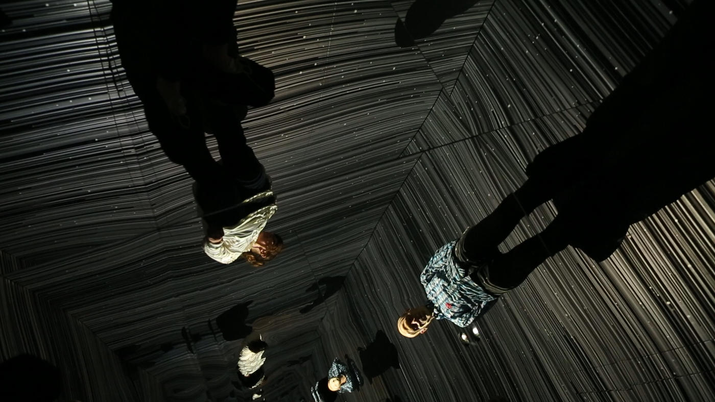 Infinity Room: A Temporary Immersive Environment Experiment by Refik Anadol