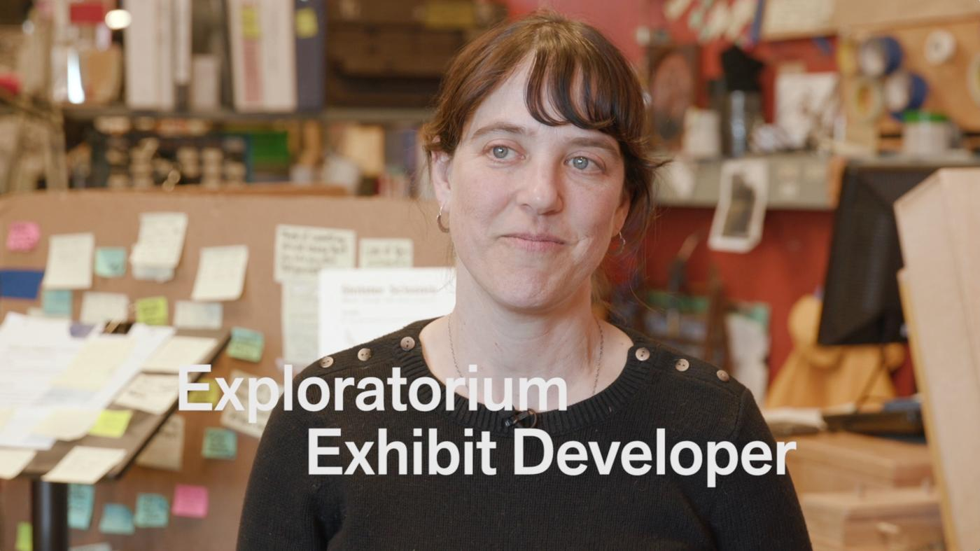 Exhibit Developer Bio: Jessica Strick