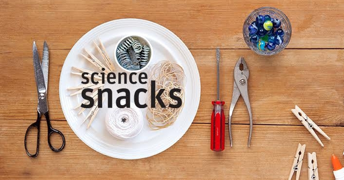 Science Snacks Projects And Activities You Can Do