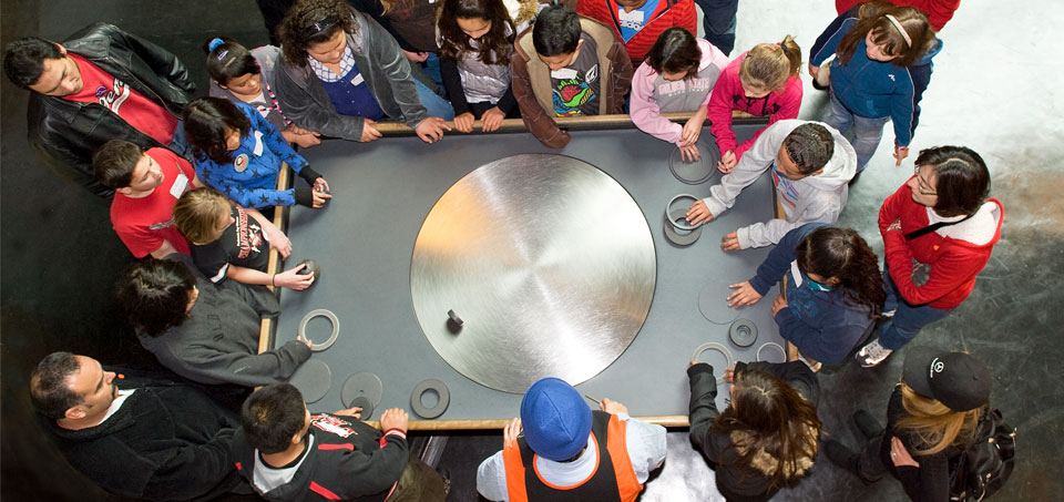 Exploratorium: School Field Trips