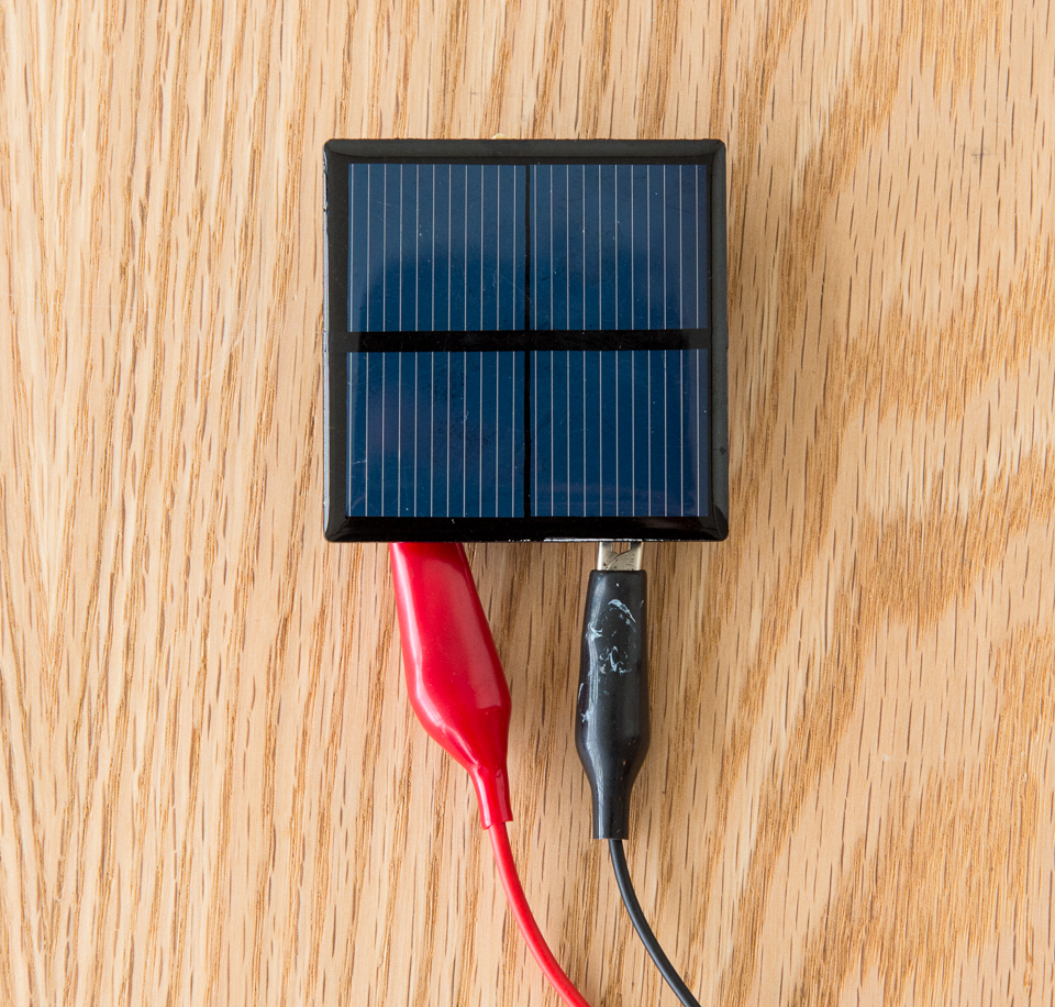 Output Of A Solar Cell Physics Amp Engineering Science