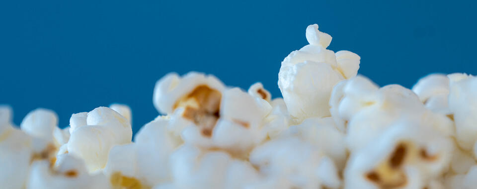 Science of Food recipes popcorn
