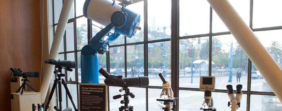 Visit the Exploratorium Store