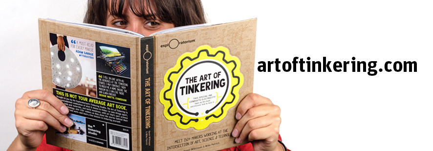 The Art of Tinkering Book
