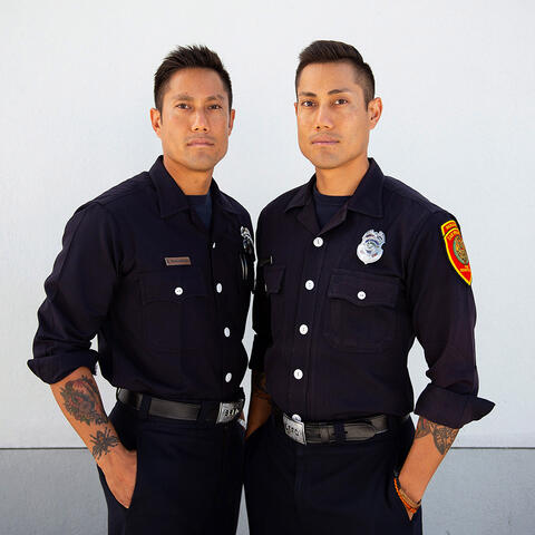 Brian and Anthony Pancharoen, Age: 41