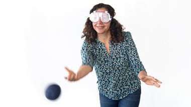 Science activity that demonstrates neuroplasticity