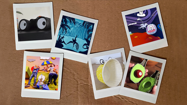 Stop Motion Animation Explorations