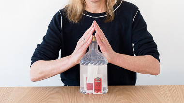 Science activity that explores the relationship between volume, density, and pressure