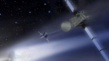 Rosetta Mission Webcast: Comet Approach Maneuvers