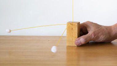 Science Activity that explores how accelerometers work.