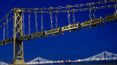 Bay Bridge Model