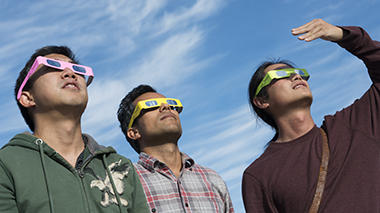What's It Like to View a Total Solar Eclipse?