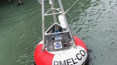NOAA PMEL carbon buoy