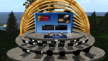 Virtually Speaking Science, Interviews in Second Life