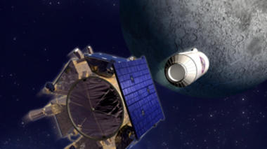 Shoot the Moon! A Moon-Shaking, Crash-Landing Search for Water (LIVE Webcast)