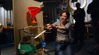 Beyond the Museum: Tinkering with Marble Machines