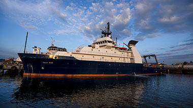 Ocean Research Ship Tours