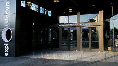Exploratorium Closed Christmas
