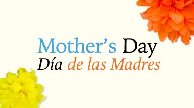 Mother's Day—Free Day!