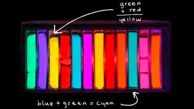 Full-Spectrum Science with Ron Hipschman: Making Color
