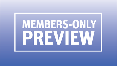 Members-Only Preview