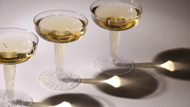 Sparkling Science: Champagne