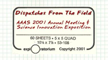 AAAS 2001 Annual Meeting & Science Innovation Exposition